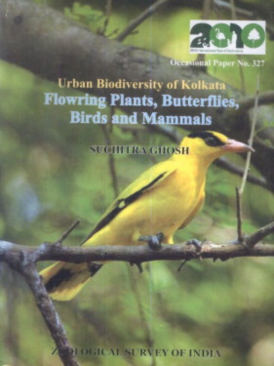 Urban Biodiversity of Calcutta