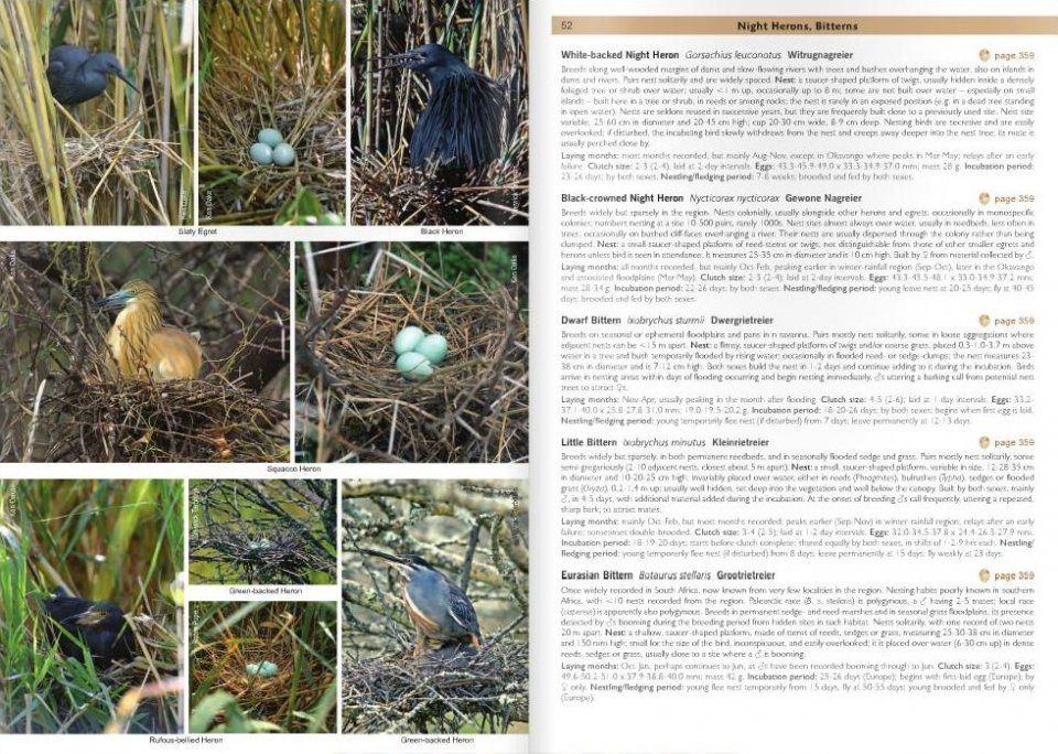 roberts birds of southern africa book