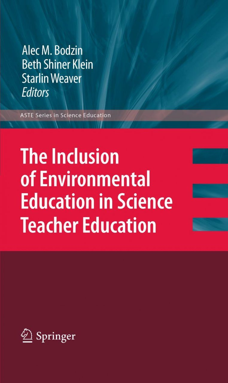 The Inclusion of Environmental Education in Science Teacher Education