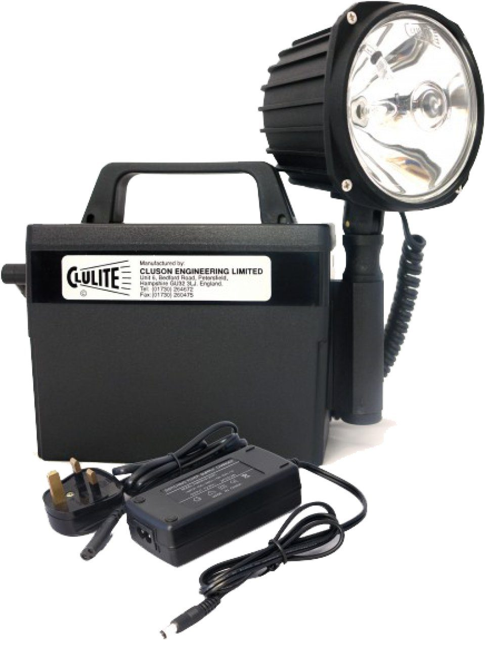 Cluson CB2-L1 Clubman Deluxe Li-Ion 8.8Ah High-Power Lamp