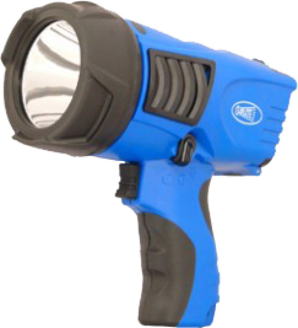 Cluson CLU-BRITER Pistol-Style Rechargeable LED Torch