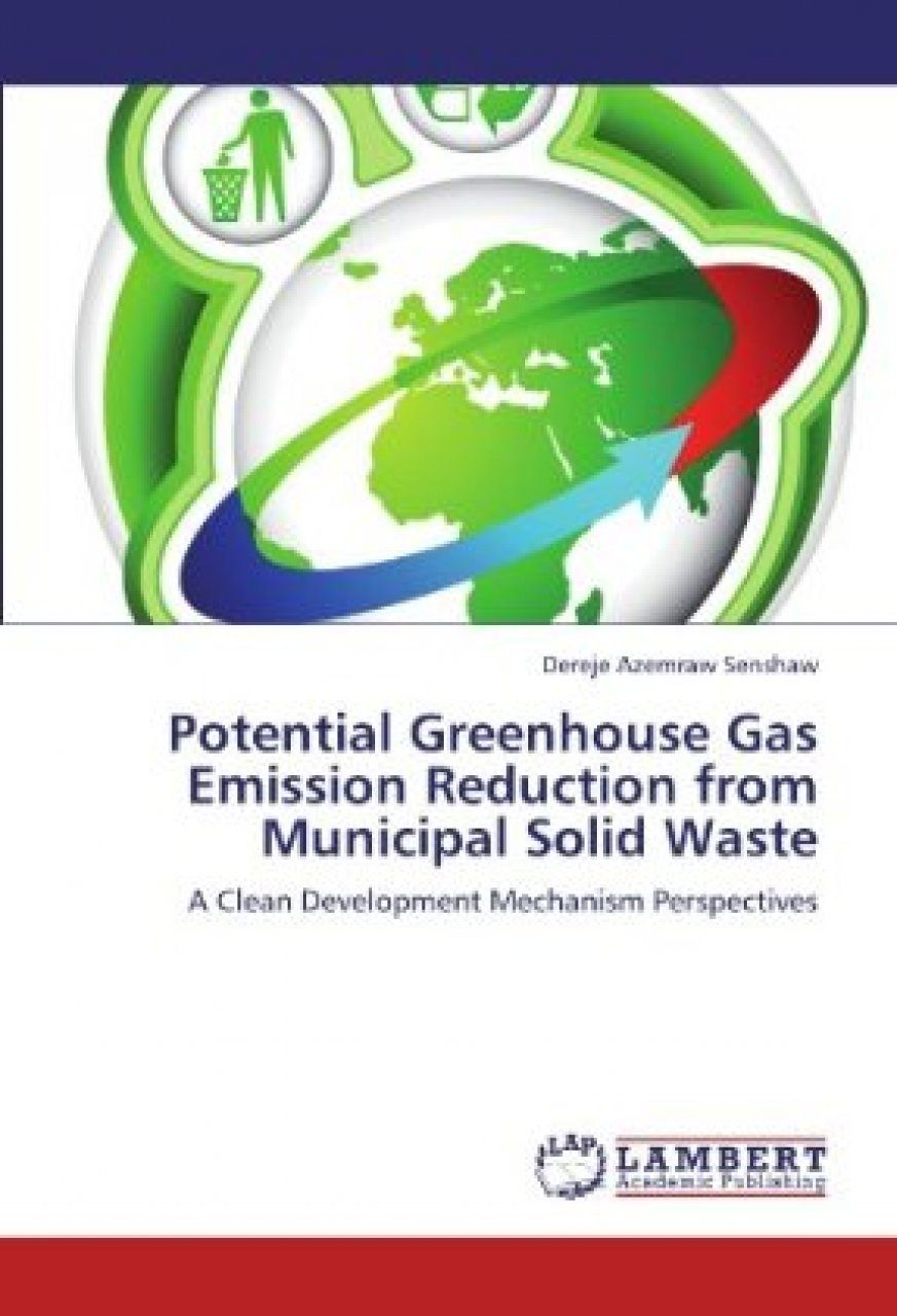 Potential Greenhouse Gas Emission Reduction from Municipal Solid Waste