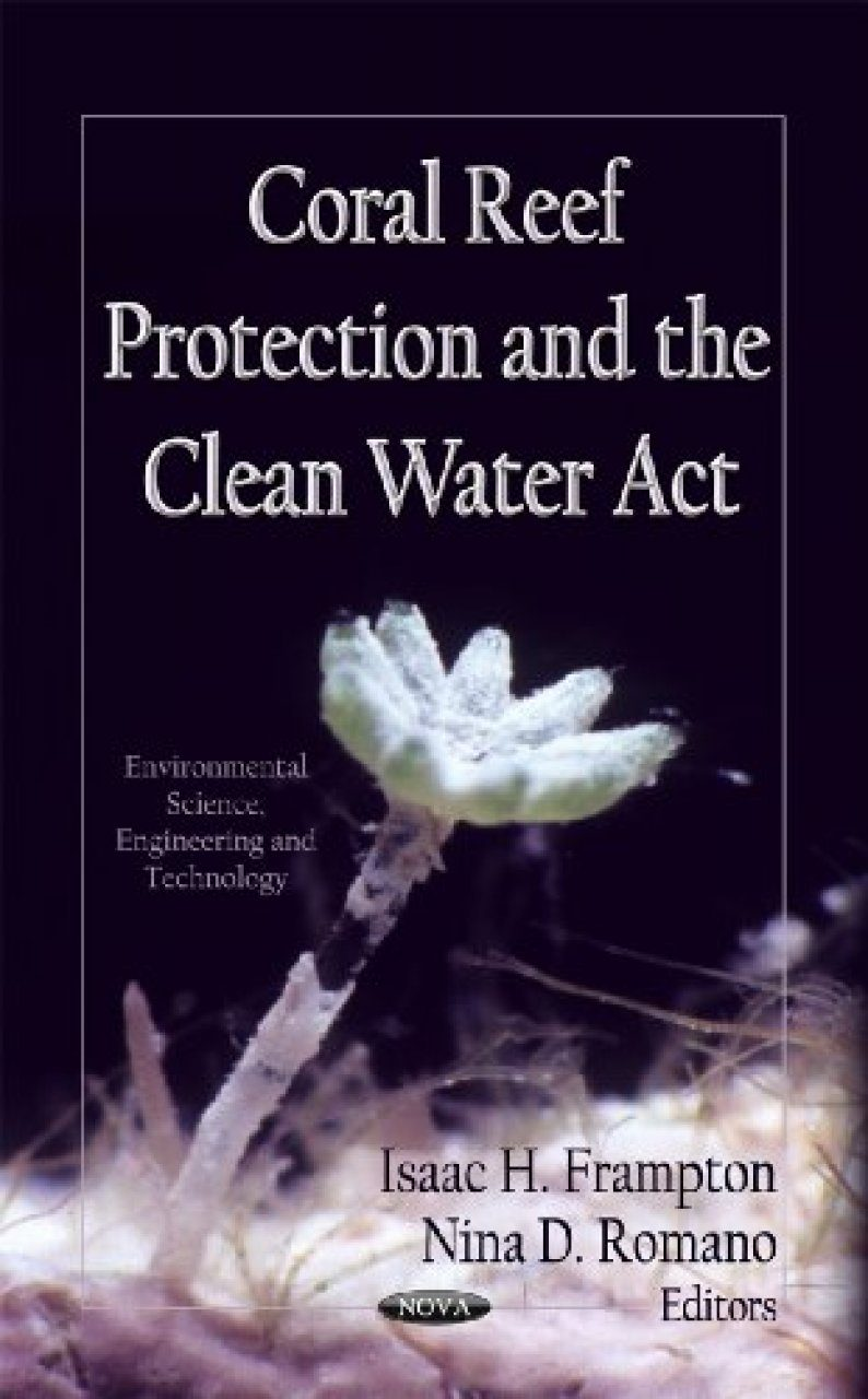 Coral Reef Protection and the Clean Water Act