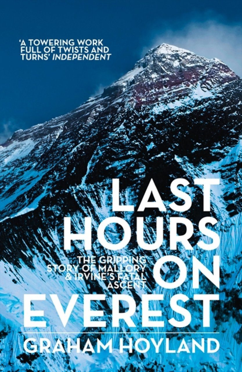 The Last Hours on Everest