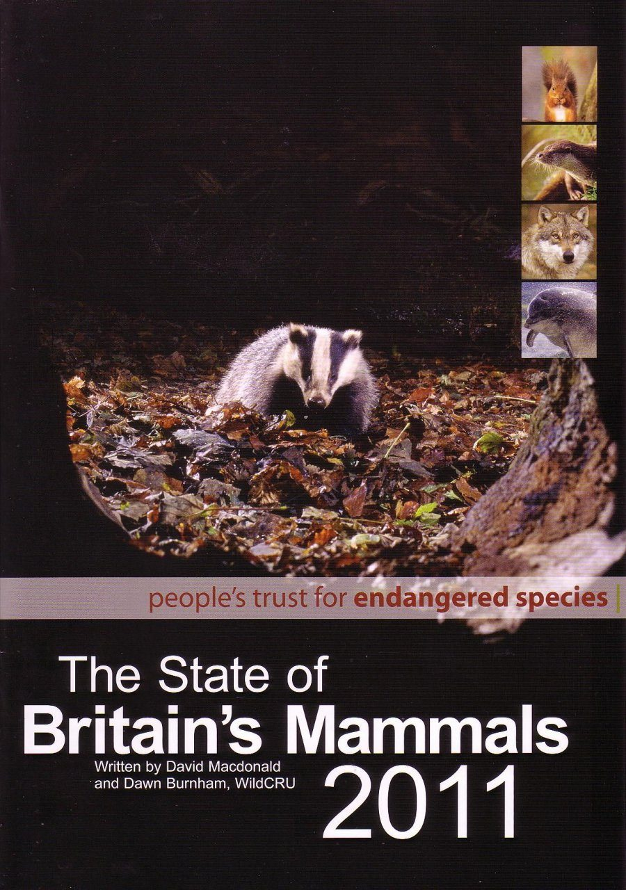 The State of Britain's Mammals 2011
