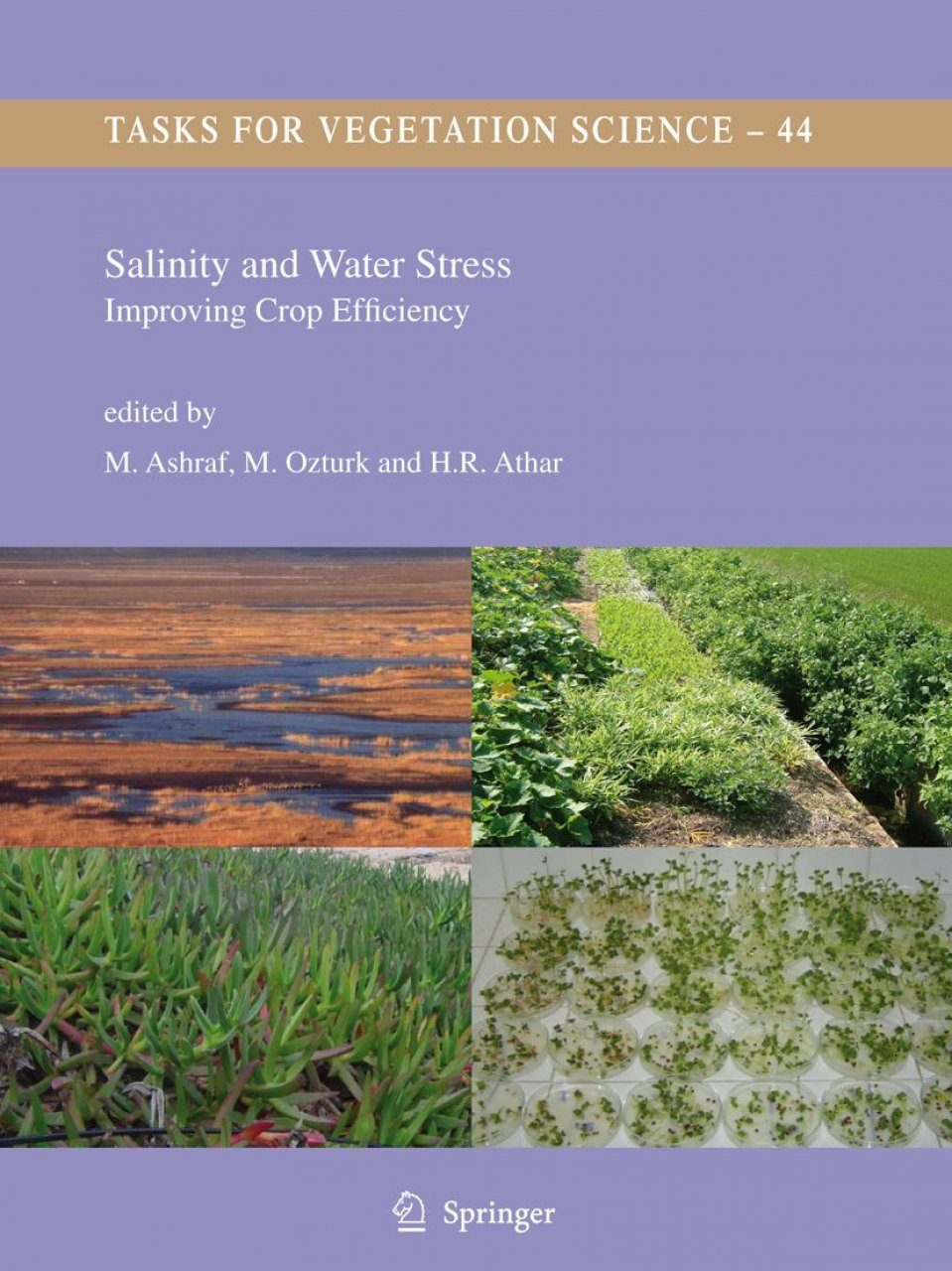 Salinity and Water Stress