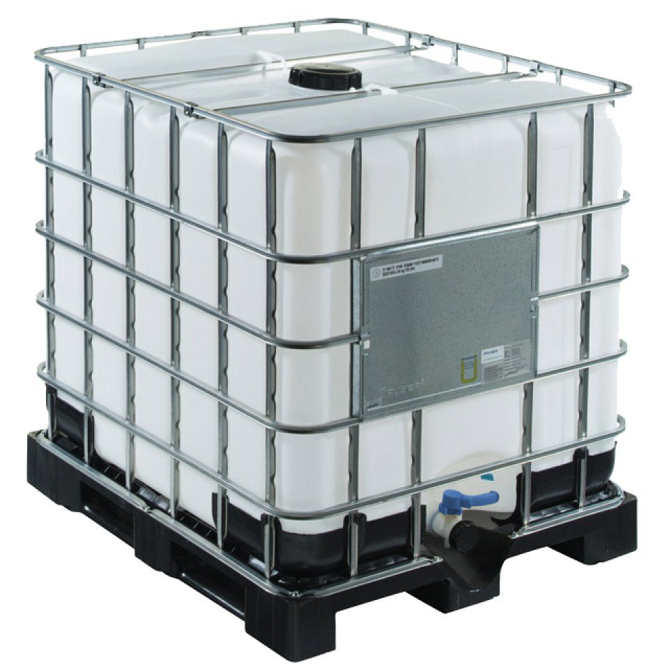 Bulk Container On Pallet 1000 Litres Nhbs Wildlife