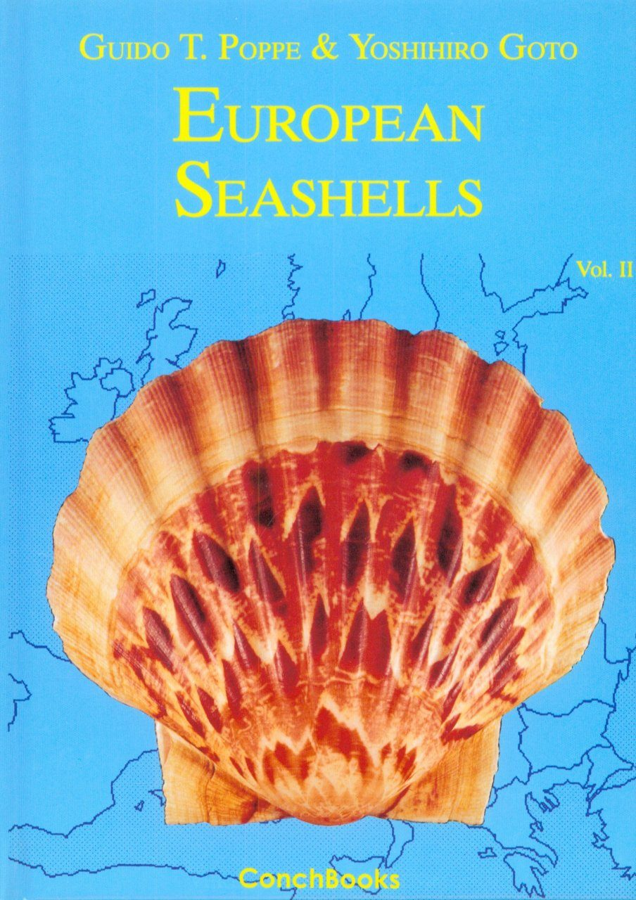 European Seashells, Volume 2