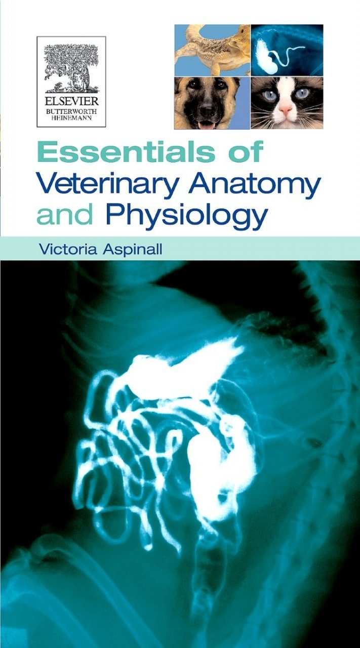 Essentials of Veterinary Anatomy and Physiology: Victoria Aspinall ...