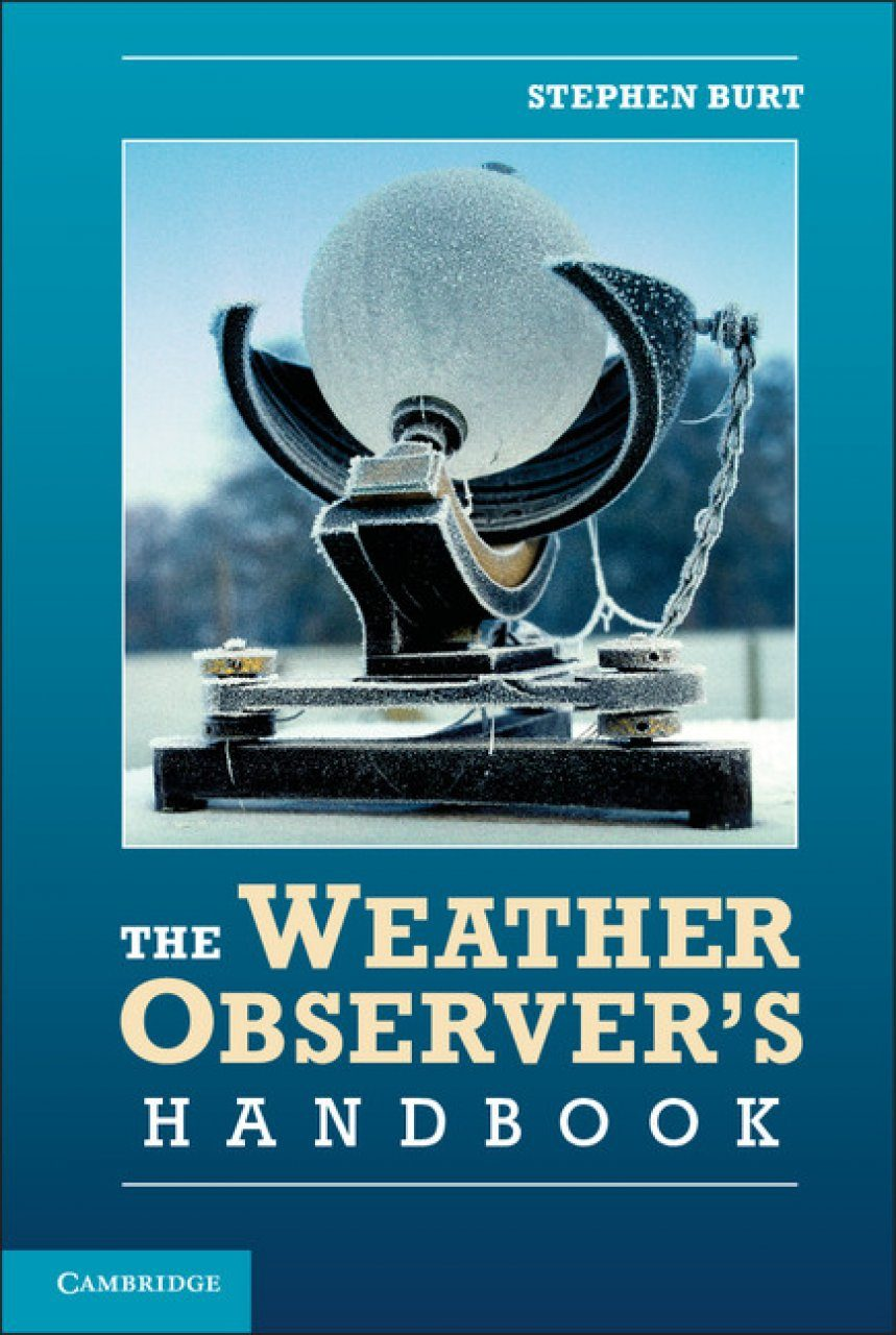 The Weather Observer's Handbook
