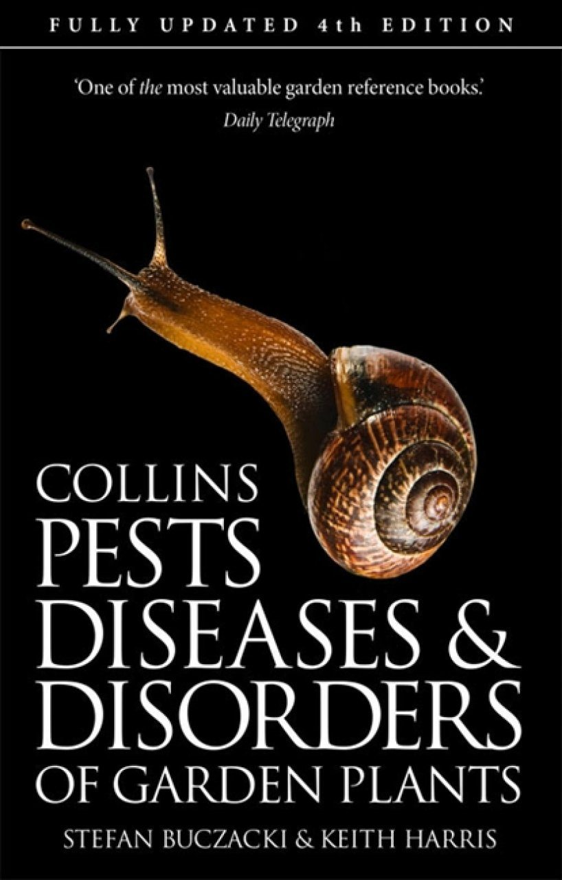 Collins Photo Guide to the Pests, Diseases and Disorders of Garden Plants