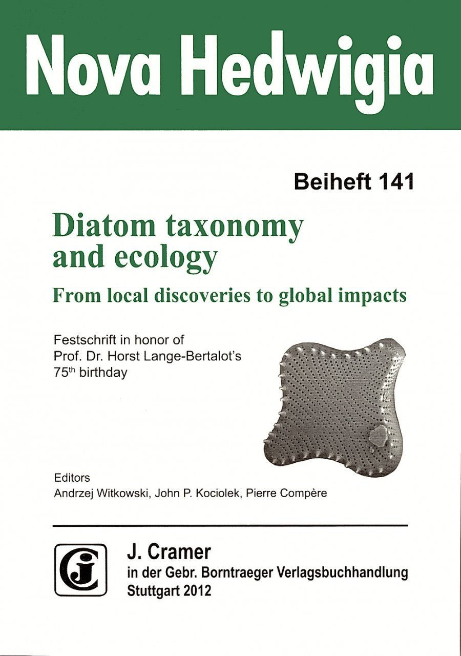Diatom Taxonomy and Ecology