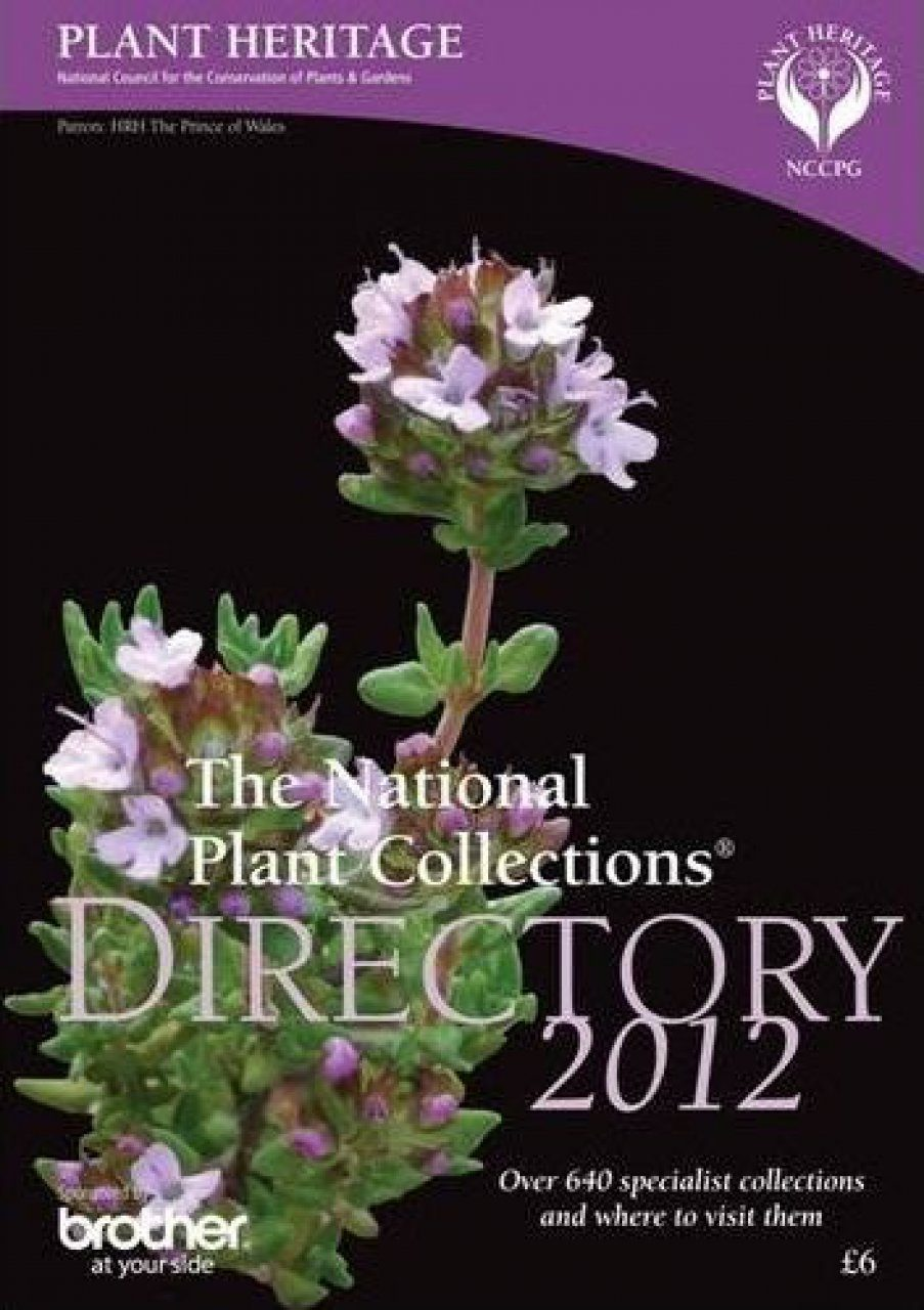 The National Plant Collections Directory 2012