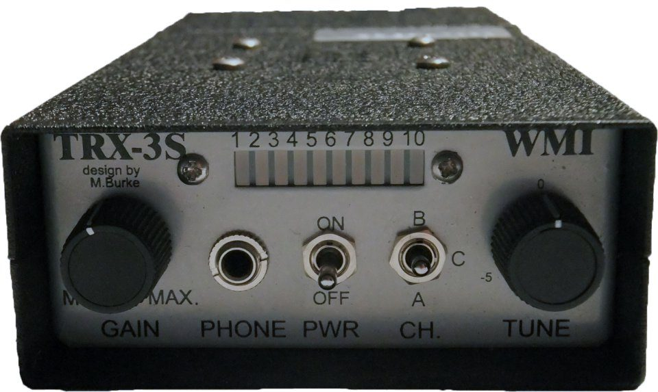 TRX-3S Telemetry Receiver