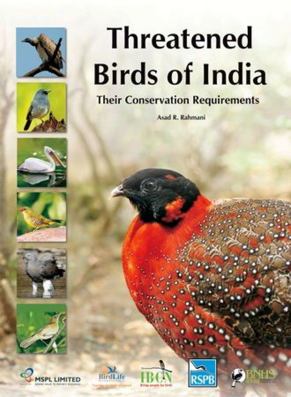 Threatened Birds of India