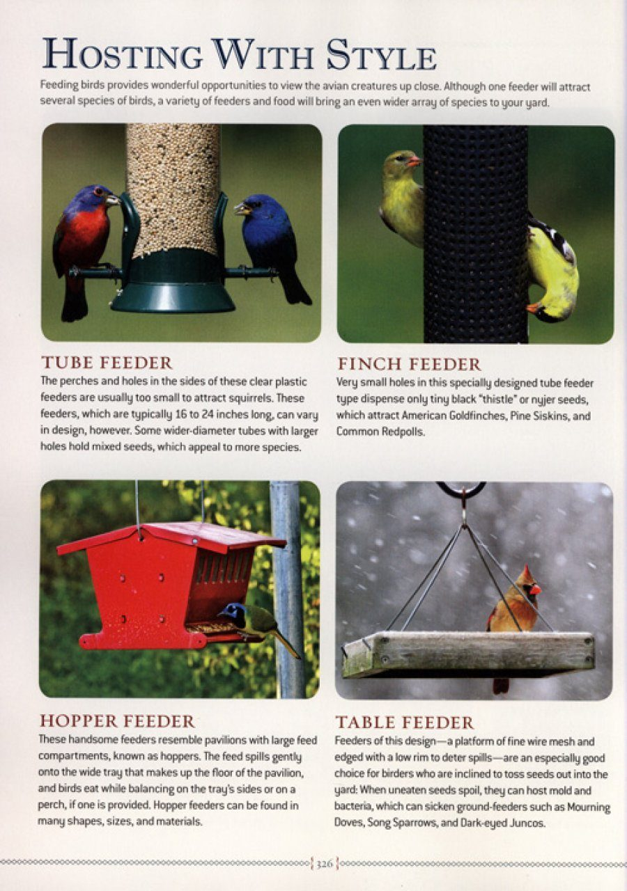A Complete Treasury National Geographic Bird-watchers Bible