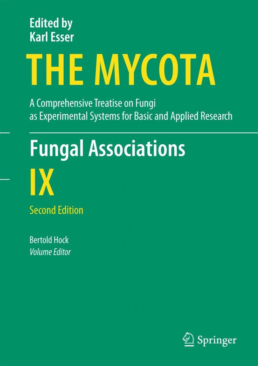 The Mycota, Volume 9: Fungal Associations