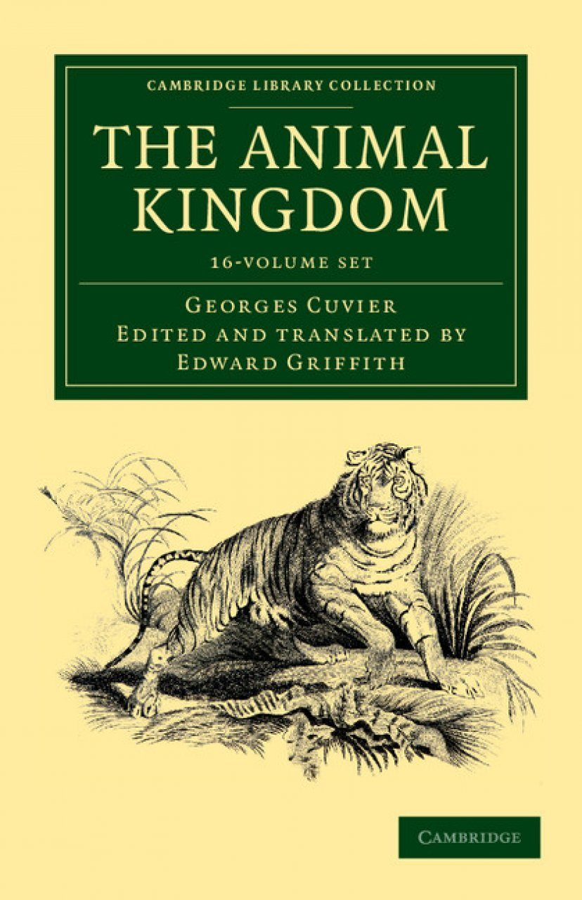 The Animal Kingdom (16-Volume Set)