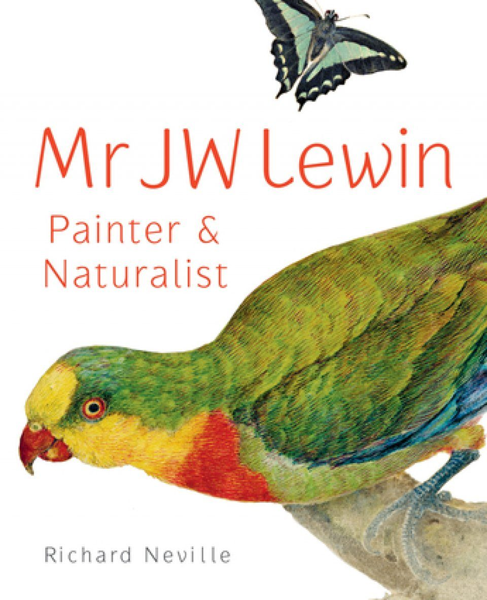 Mr JW Lewin, Painter and Naturalist