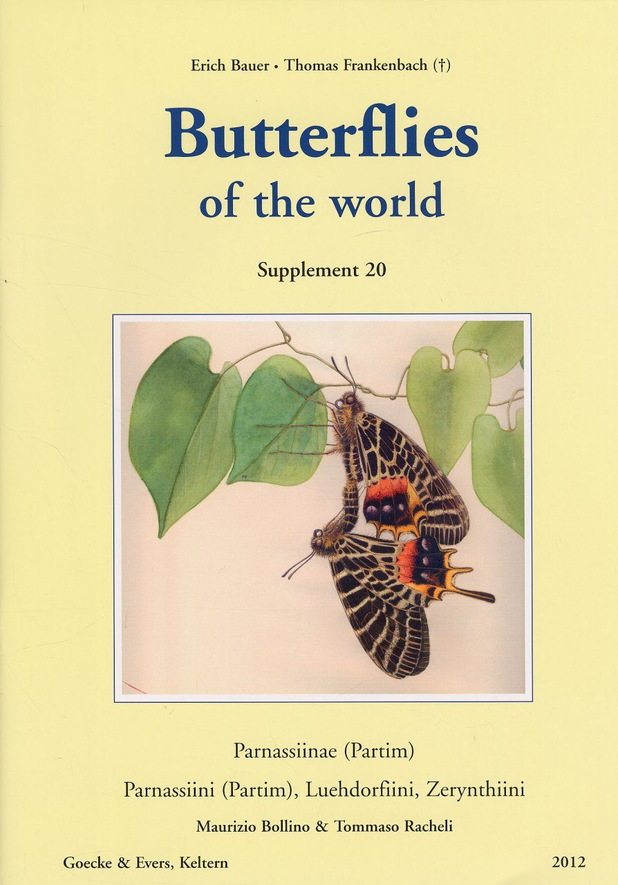 Butterflies of the World, Supplement 20 [English]