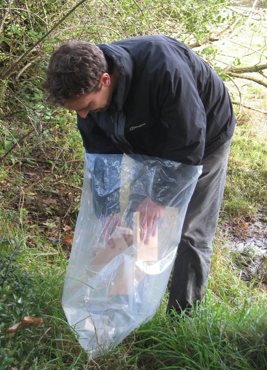 Heavy Duty Extra-Large Polythene Sample Bags