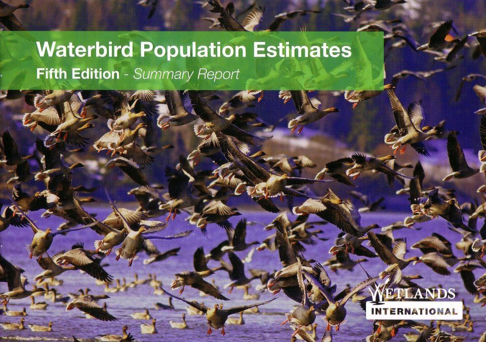 Waterbird Population Estimates