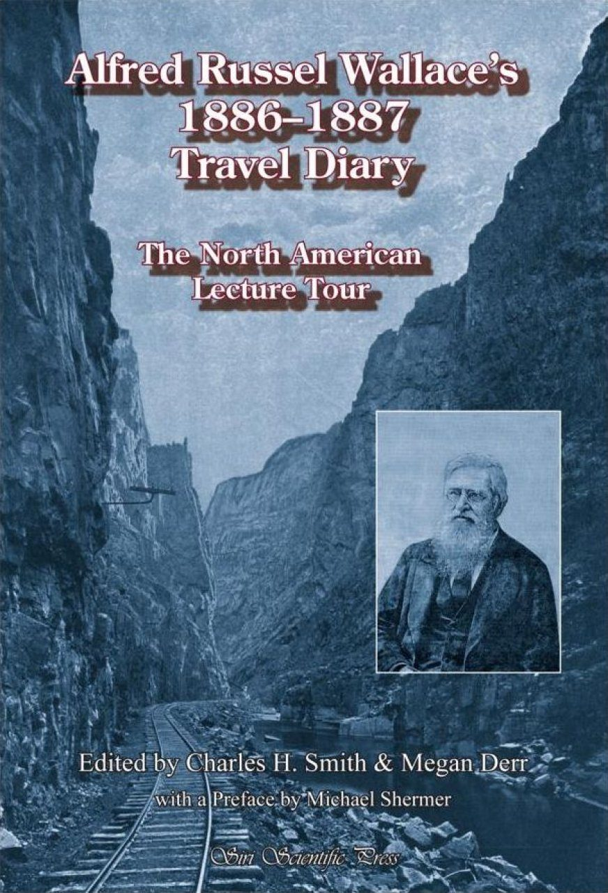 Alfred Russel Wallace's 1886–1887 Travel Diary