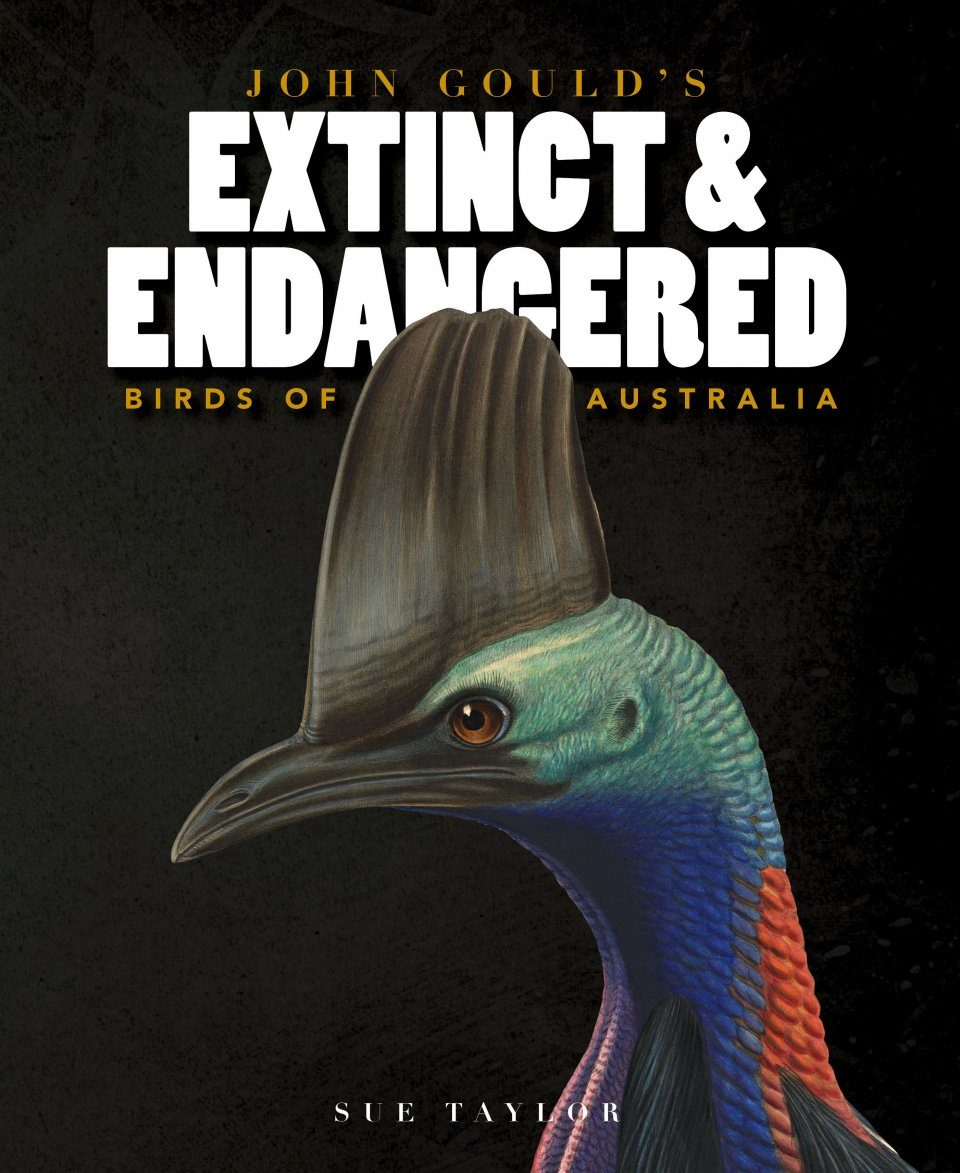 John Gould's Extinct & Endangered Birds