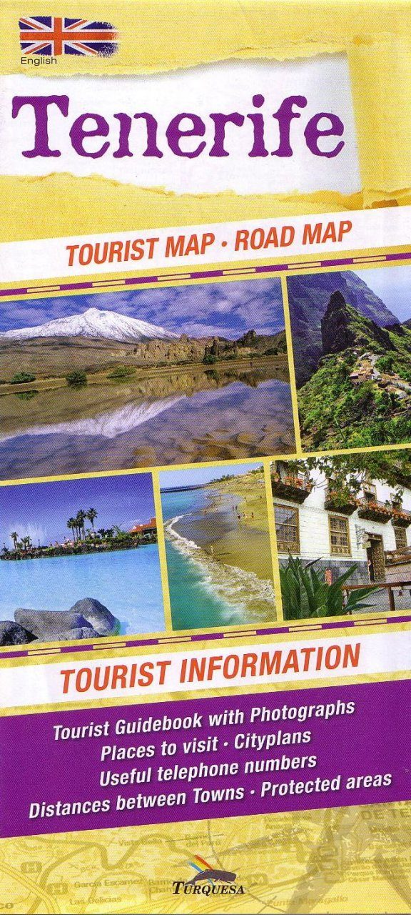 Tenerife: Tourist Map - Road Map - Tourist Information