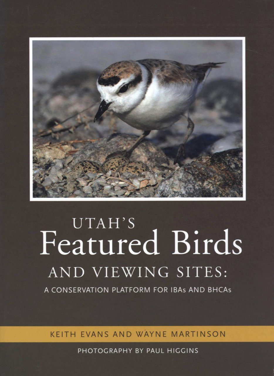 Utah's Featured Birds and Viewing Sites