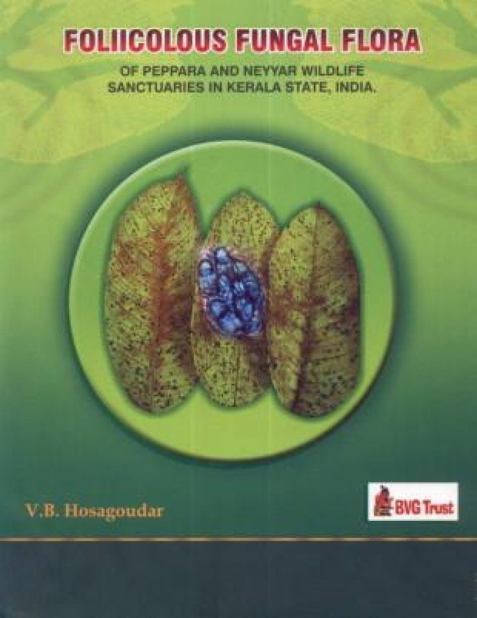 Foliicolous Fungal Flora of Peppara and Neyyar Wildlife Sanctuaries in Kerala State, India