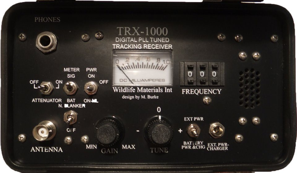 TRX-1000S Telemetry Receiver