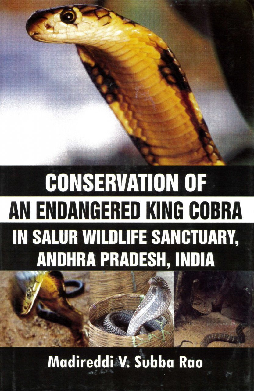 Conservation of an Endangered King Cobra in Salur Wildlife Sanctuary, Andhra Pradesh, India