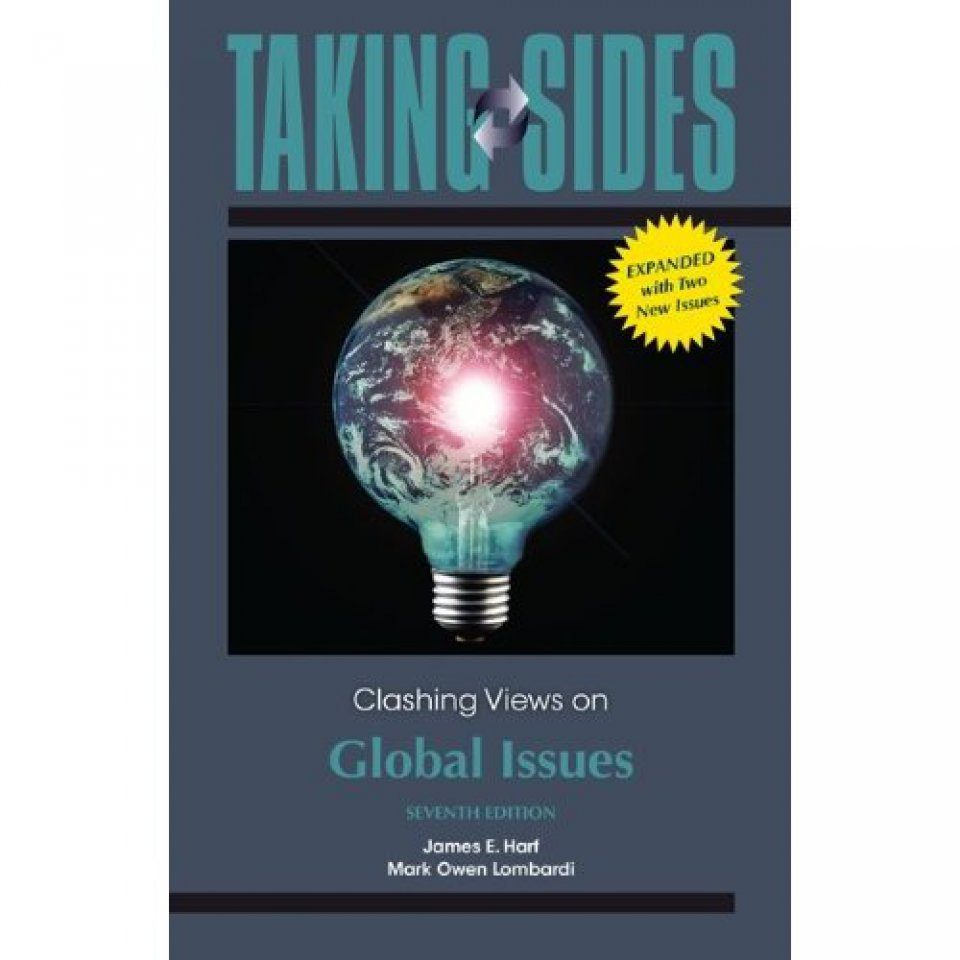 taking sides clashing views in sustainability