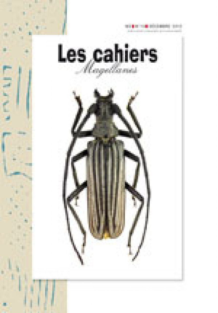 Les Nouveaux Cahiers Magellanes, No. 10 [English / French / Spanish]