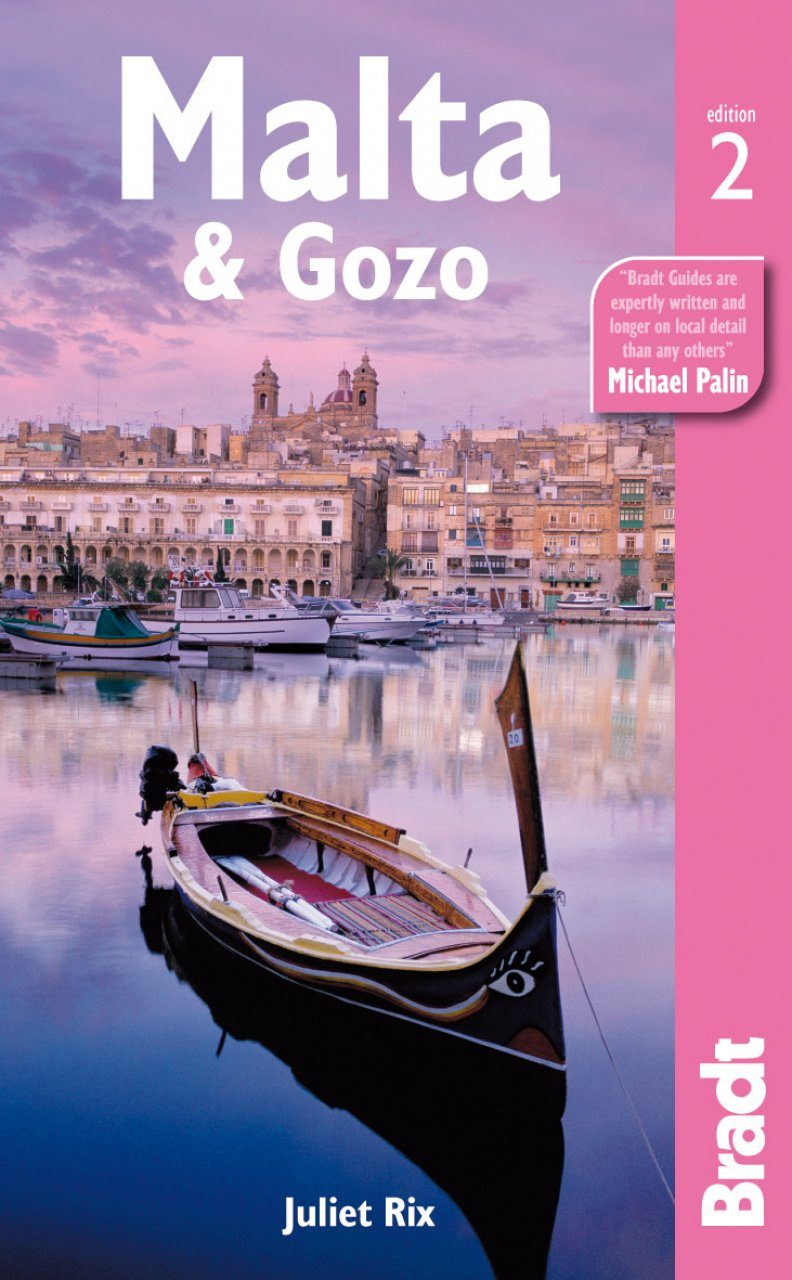 Bradt Travel Guide: Malta and Gozo
