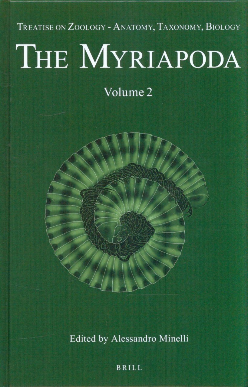 The Myriapoda: Volume 2