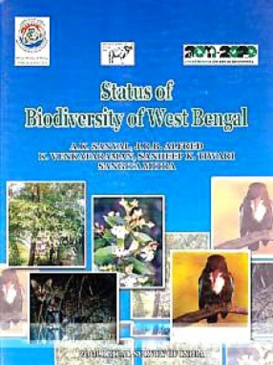 Status of Biodiversity of West Bengal