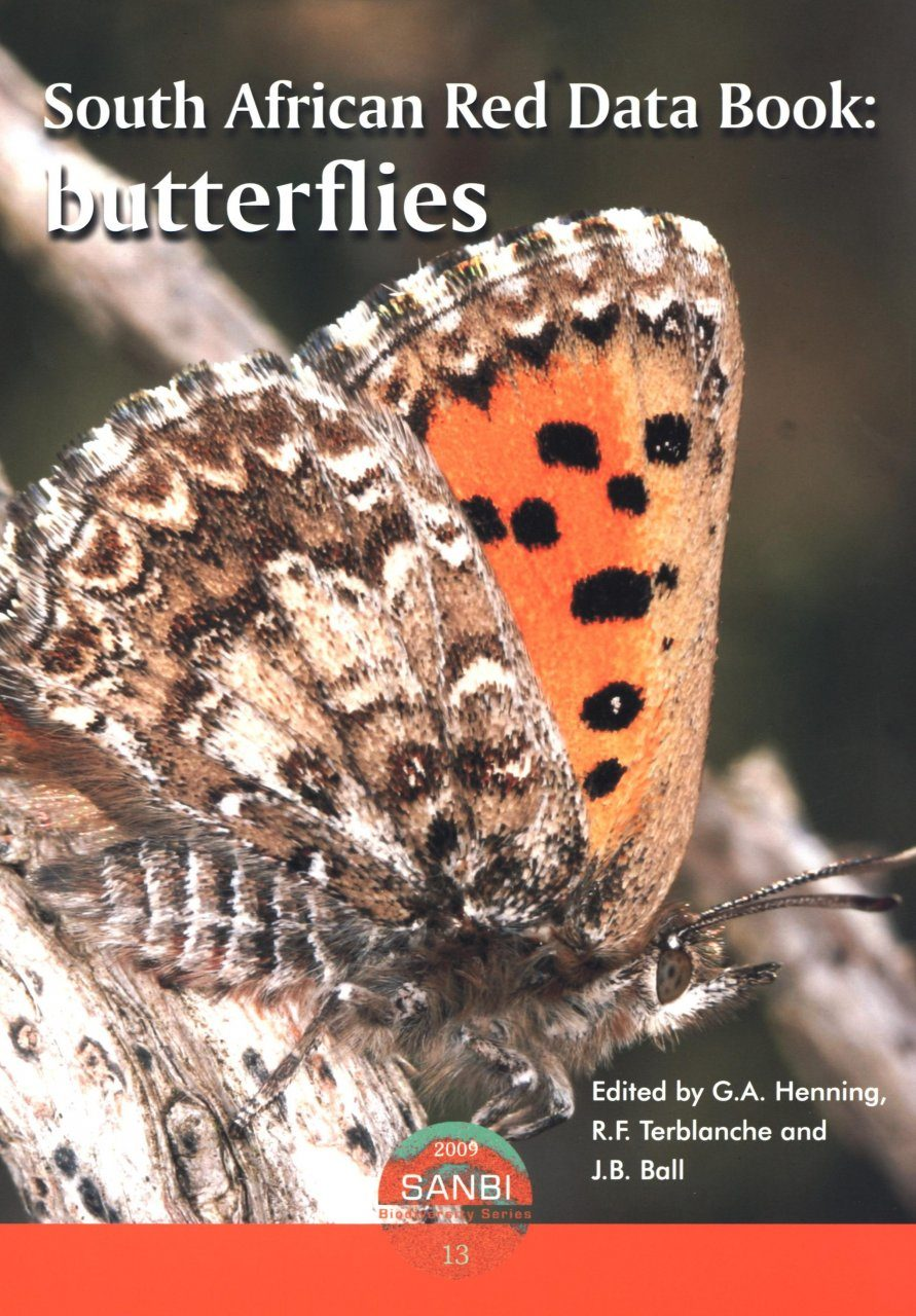 South African Red Data Book: Butterflies