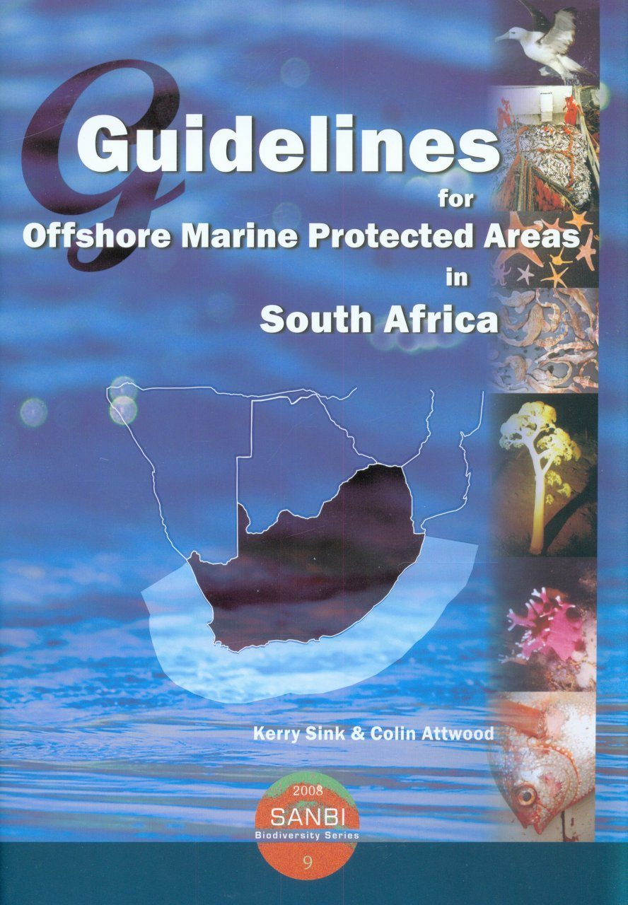 Guidelines for Offshore Marine Protected Areas in South Africa