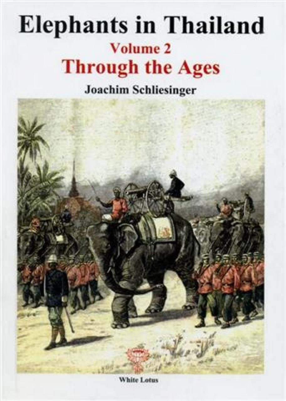 Elephants in Thailand, Volume 2