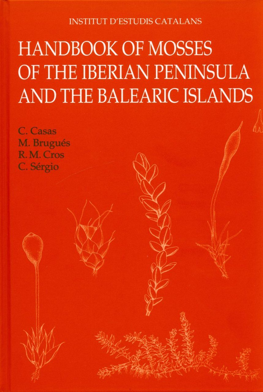 Handbook of Mosses of the Iberian Peninsula and the Balearic Islands