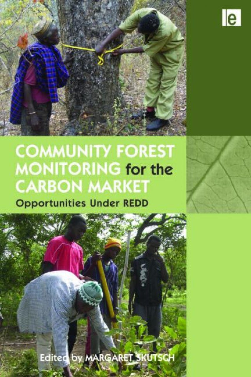 Community Forest Monitoring for the Carbon Market