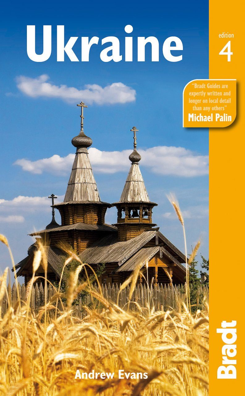 Bradt Travel Guide: Ukraine