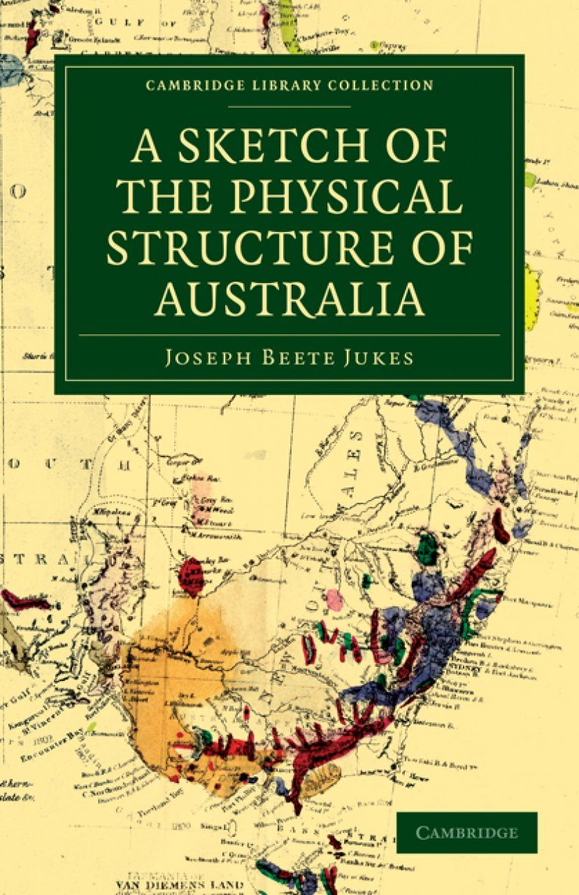 A Sketch of the Physical Structure of Australia