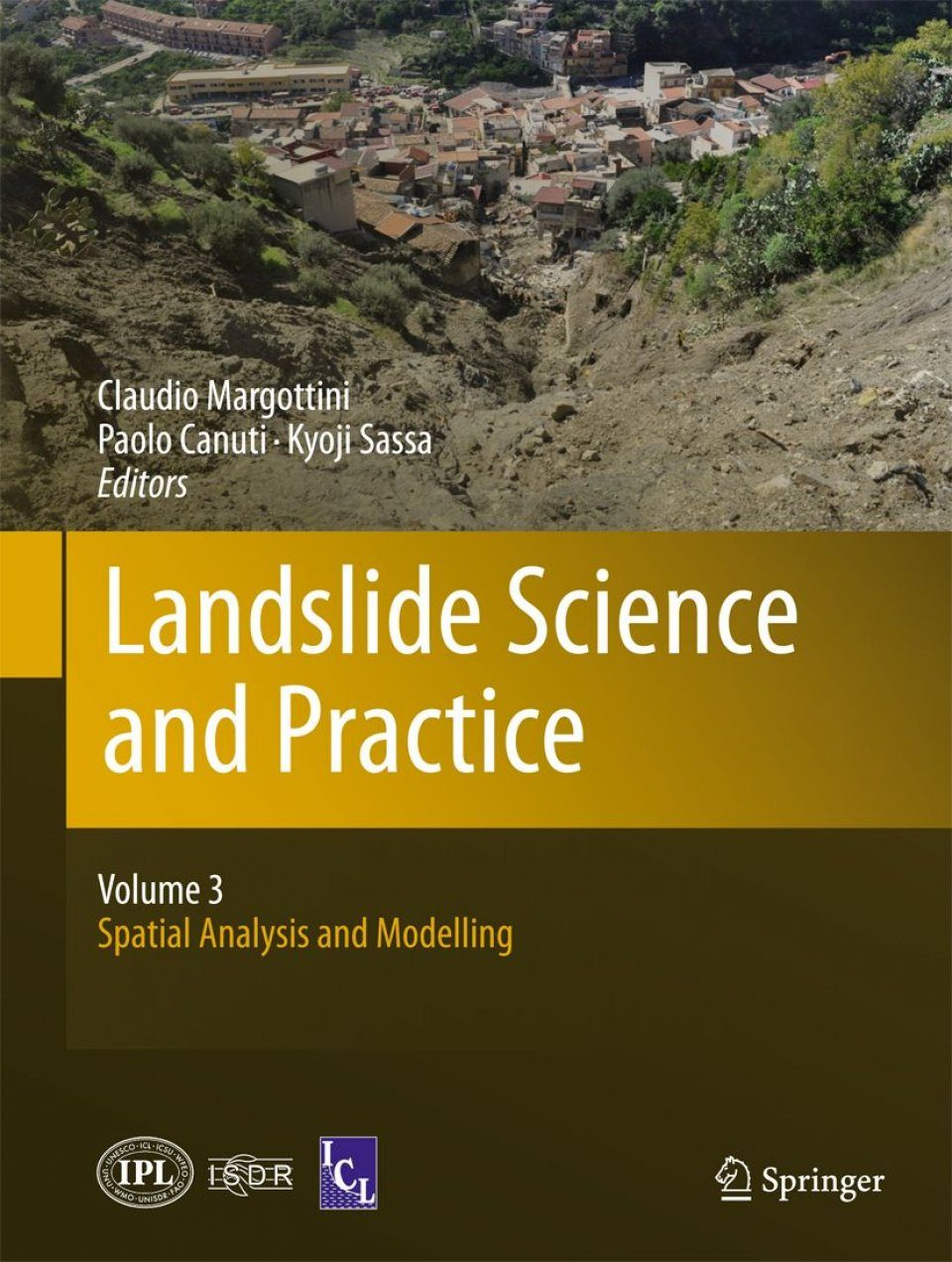Landslide Science and Practice, Volume 3