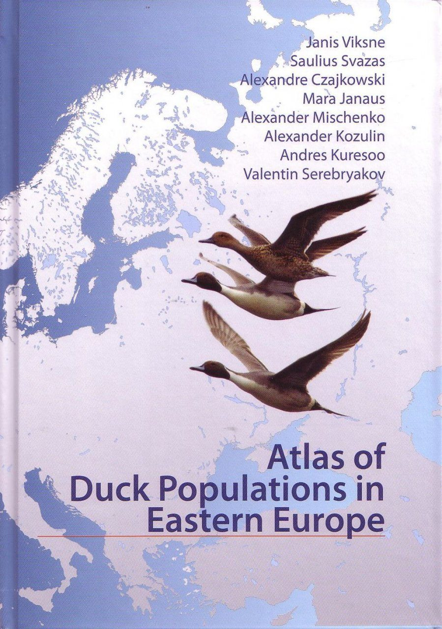 Atlas of Duck Populations in Eastern Europe