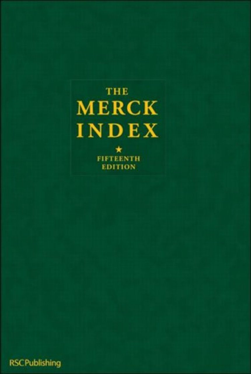 The Merck Index