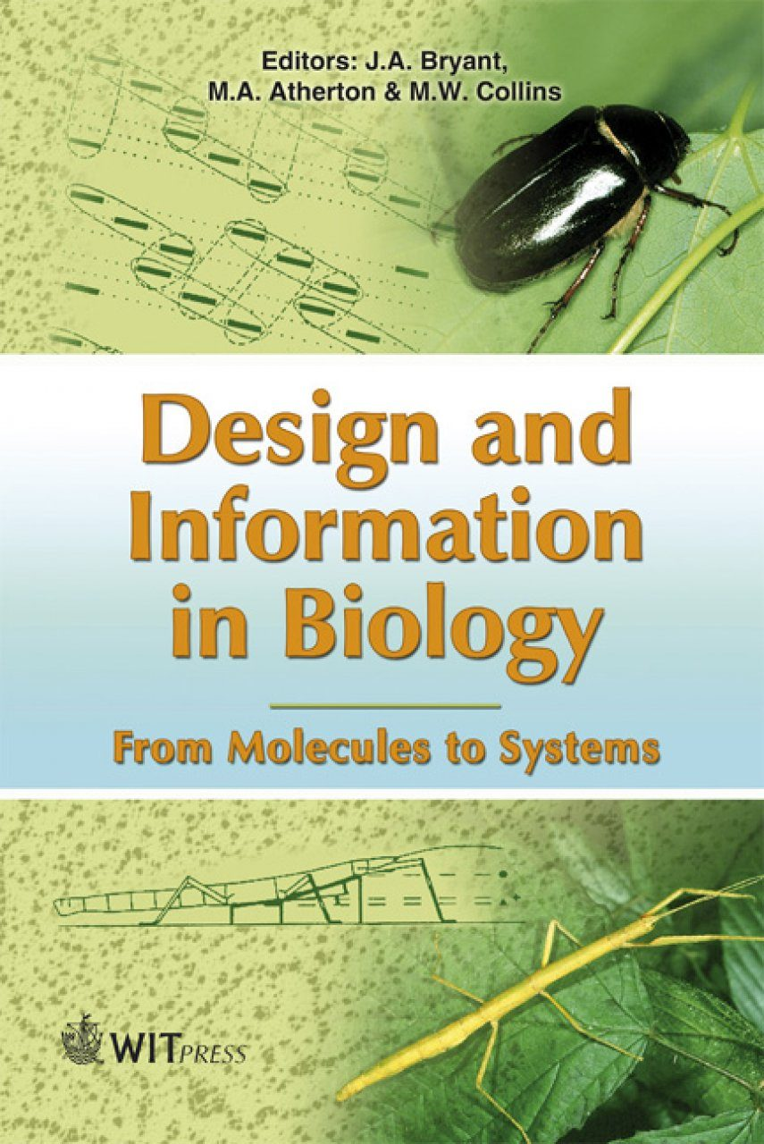 Design and Information in Biology, Volume 2