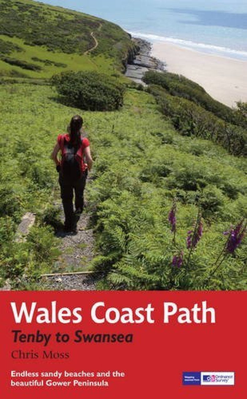 National Trail Guides: Wales Coast Path - Tenby to Swansea